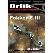 OR161 Orlik 1/33 Fokker E.III