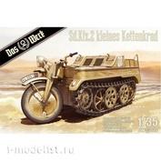 DW35020 Das Werk 1/35 Sd.Kfz.2 kleines Kettenkraftrad