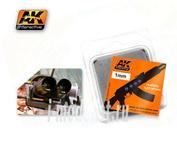 AK222 AK Interactive Линзы прозрачные OPTIC COLOUR  1mm