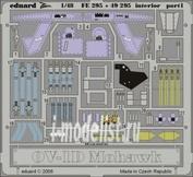 49295 Eduard 1/48 Фототравление для OV-1D interior