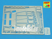 35 A84 Aber 1/35 Upper armour for Sd.Kfz. 250 ''Alte'' (For late version),Dragon
