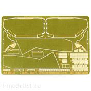 035330 Микродизайн 1/35 Передние грязевые щитки Т-90МС/БМПТ/МСТА