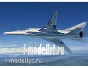 01655 Я-Моделист Клей жидкий плюс подарок Trumpeter 1/72 Самолет T-u-22M2 Backfire B Strategic bomber