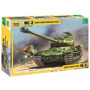 3524 Zvezda 1/35 Tank is-2
