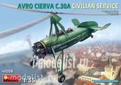 41006 MiniArt 1/35 Autogyro AVRO CIERVA C. 30A