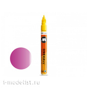 127503 Molotow Marker ONE4ALL 127HS-CO METALLIC #225 Pink 1.5 mm