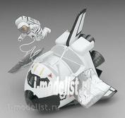 Hasegawa 60106 Egg Plane Space Shuttle