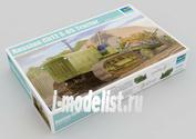 05538 Trumpeter 1/35 Советский трактор ЧТЗ-65