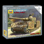 6240 Zvezda 1/100 German medium tank T-4N