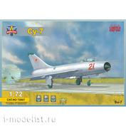 72007 ModelSvit 1/72 Самолет Суххой-7