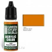 1825 Green Stuff World Акриловая краска цвет