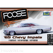 14190 Revell 1/25 Car Foose 65 Chevy Impala