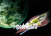 06688 Revell 1/39 Сборка Звездный Истребитель Кита Фисто / 1-2 сезоны (Войны клонов)