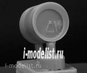 ZA35281 Zebrano 1/35 Дымовая шашка БДШ-5 (4 шт.)