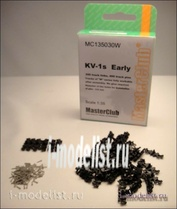 MC135030w MasterClub 1/35 Track teams (resin) KV-1C (early)
