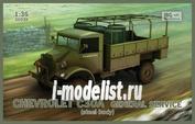 35038 IBG 1/35 Chevrolet C30A General service (steel body)
