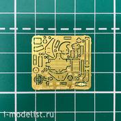 035338 Microdesign 1/35 bullet Turret T-40 (for t-26, T-28, T-35, BT, KV TANKS)