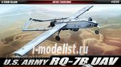 12117 Academy 1/35 Беспилотный летательный аппарат  U.S. Army RQ-7B UAV