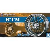 05371 Aoshima 1/24 Trafficstar RTM 20inch