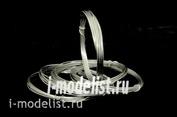 AH0167 Aurora Hobby Проволока из оцинкованной стали, диаметр 0.70 мм (2 метра)