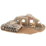03229 Revell 1/76 Немецкий лёгкий танк PzKpfw II Ausf. F