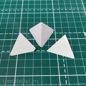 BL3505x Battering Ram 1/35 Concrete slabs (flat tetrahedron)