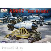 72265 Amodel 1/72 An-602