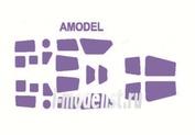 72078 KV Models 1/72 Маска для Туплев-128 (все модификации)
