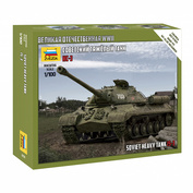 6194 Звезда 1/100 Советский тяжелый танк ИС-3