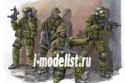 00422 Trumpeter 1/35 Modern German KSK Commandos