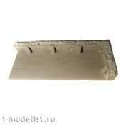 im72006 Imodelist 1/72 Основание для С-400 «Триумф», 23.5x9.5 см