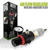 2283 Green Stuff World Регулятор расхода воздуха аэрографа / Airbrush Air Flow Regulator