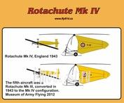 FLY72027 Fly 1/72 Rotachute Mk IV
