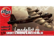 7002 Airfix 1/72 Short Stirling B.Mk.I/B.Mk.III