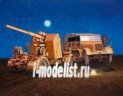 03210 Revell 1/72 Sd.Kfz.7 + 8,8 cm Flak 37