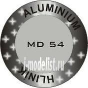 MD54 CMK 1/35 Aluminium. Модельный пигмент 30 мл