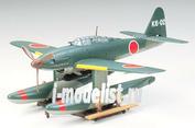 60737 Tamiya 1/72 Японский самолет Aichi M6A1 Seiran
