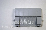 D35026 Zedval 1/35 Блок встроенной динамической защиты на Влд корпуса