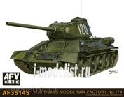 AF35145 1/35  Танк T34/85 MODEL 174 FACTORY (модель с интерьером)