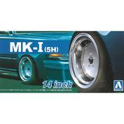 05438 Aoshima 1/24 Mark I (5H) 14 Inch