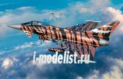 03970 Revell 1/144 Истребитель Еврофайтер «Бронзовый тигр» (Eurofighter Typhoon Bronze Tiger)