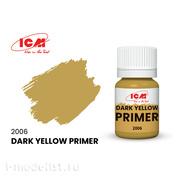 C2006 ICM Primer, color Dark Yellow (Dark Yellow) 17 ml