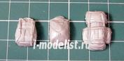 E-027 Eureka 1/35 Civilian Backpacks Set #2