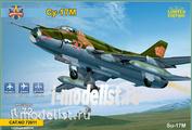 72011 ModelSvit 1/72 Самолет Суххой-17М