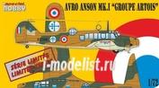 SH72254 Special Hobby 1/72 Самолет Avro Anson Mk.I
