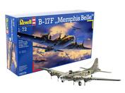 04279 Revell 1/72 B-17F Memphis Belle