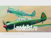 02213 Trumpeter 1/32 Яковлев Як-18