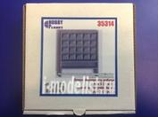 35314 Hobby Planet 1/35 Плита бетонного забора тип 1 (4шт.)