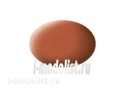 36185 Revell Aqua - brown matte paint