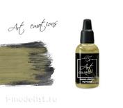 ART72 Pacific88 Краска акриловая Art Color Тёмно-жёлтая пустыня (Dark Yellow Desert)